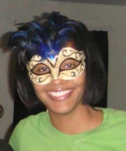 Tanya H. Franklin Halloween