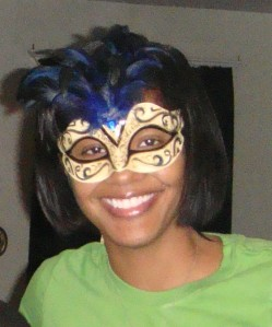 Tanya H. Franklin Halloween
